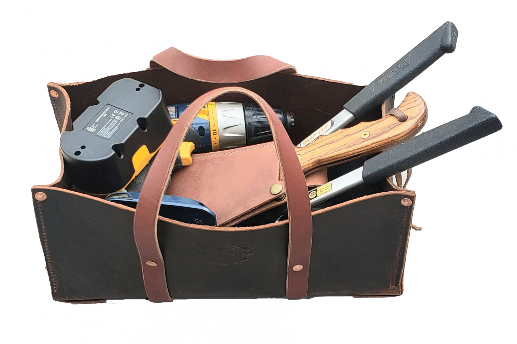 Leather-Tool-Bag-Full-of-Tools